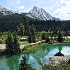Johnston Canyon to Ink Pots | 21 Breathtaking Alberta Hikes To Do This Summer