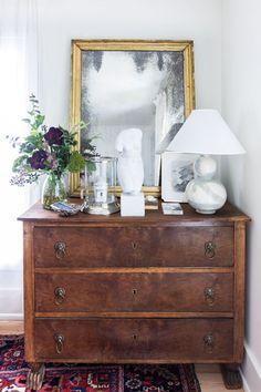 Dresser Styling in Michelle Adams Ann Arbor, MI Home