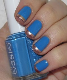 essie - avenue maintain + penny talk ♥ In Love With Life ♥