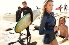 Blake Lively: The Swell Life - Magazine