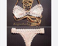 Aqua bikini sunshine di beijobaby su Etsy