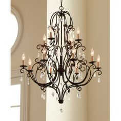 Waldorf 12-Light Chandelier