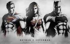 Batman v Superman: Dawn of Justice - Nimesh Niyomal