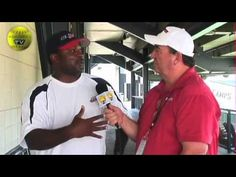 Rob Crews Interview-The Fastpitch Softball TV Show Episode 129. While I was in Round Rock, Texas at the NPF games I had an opportunity to interview the hitting coach for the USSSA Pride, Rob Crews    Visit the Fastpitch TV Show's website at http://Fastpitch.TV
