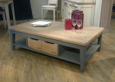Bergerac Coffee Table from George Tannahill & Sons