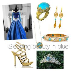 """""""Untitled #10"""" by avikaur on Polyvore featuring Versace and Ciner"""