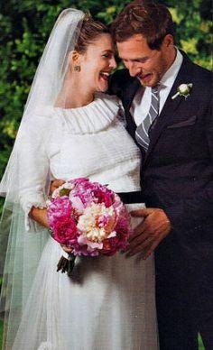 Drew Barrymore - celebrity-weddings Photo