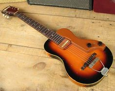 National Guitar from the 1950's