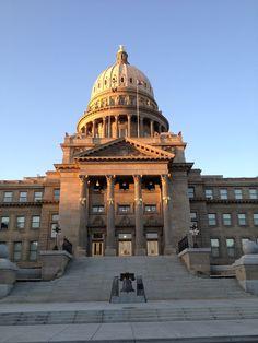 The Capital. Boise, Idaho.