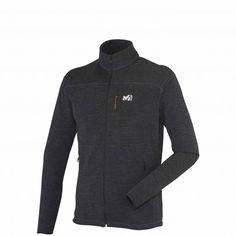 Millet Mens Lite Iceland Jacket Black/ Noir