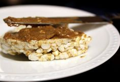 """Rice Cakes with Almond Butter!"" -- Ingrid Martin, Group Fitness Director"