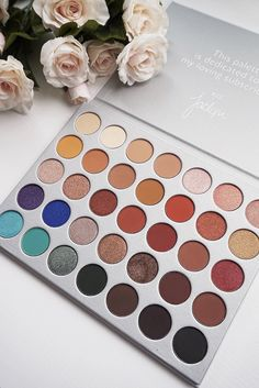 Morphe Jaclyn Hill Palette, the jaclyn hill palette, jaclyn hill, jaclyn hill eyeshadows, best morphe shadows, new jaclyn hill palette