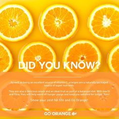 Oranges will help ward off hunger pangs and keep you satisfied for longer More on http://www.authority-nutrition.com #nutritionfactsforkids