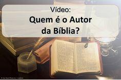 """Cerca de quarenta homens escreveu o texto da Bíblia, mas é chamado de """"a palavra de Deus."""" (1 Tessalonicenses 2:13) Como Deus poderia dar o seu pensamento aos seres humanos? Assista a este vídeo para saber. (https://www.jw.org/pt/publicacoes/livros/boas-noticias-deus-voce/boas-noticias-de-deus-biblia/video-quem-autor-biblia/ (About forty men wrote the Bible text, but is called """"the word of God."""" (1 Thessalonians 2:13) How could God give his thoughts to humans? Watch this video to learn.)"""