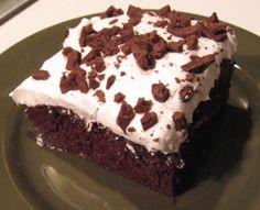 hershey bar cake !
