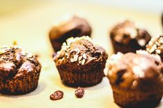 Idealne pełnoziarniste muffinki bananowe – bez cukru