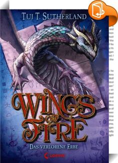 Wings of Fire 2 - Das verlorene Erbe    ::  Die fünf Drachlinge der Prophezeiung suchen Schutz bei den Meeresflüglern. Tsunami freut sich auf ihr Zuhause und darauf, endlich ihre Mutter kennenzulernen. Diese ist Königin des Reiches und Tsunami hofft, ihren rechtmäßigen Platz in der Thronfolge einnehmen zu können. Doch die Wiedersehensfreude wird schnell getrübt, denn jemand hat es auf die Töchter von Königin Coral abgesehen. Der Ort, an dem sie eigentlich sicher sein sollte, wird für T...