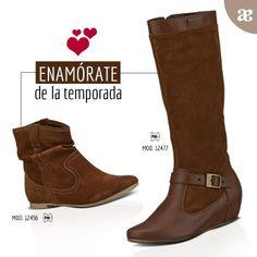 Enamórate de estas #botas esta #navidad.