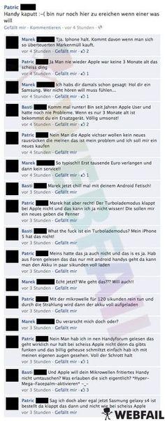 Apple vs. Samsung – Der ewige Kampf geht in der Mikrowelle weiter on http://www.drlima.net