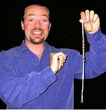 By the time Dan Harlan was 12, he was already creating unique magic effects and routines. Description from all-about-magicians.com. I searched for this on bing.com/images