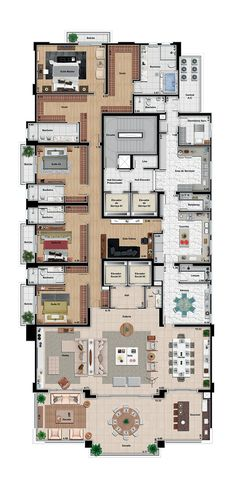 Blue Diamond - Ribeirão Preto - 514m²