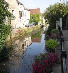 Chablis Burgundy France