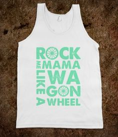 Rock Me Mama Tank Top. getting this.