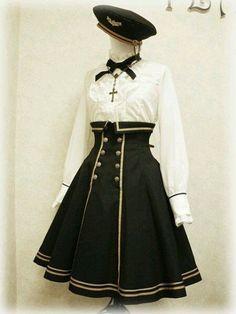 Otra lolita japonesa capaz de atraer qualquier mirada sin mostrar nada más que un look  vintage/urbano. Sam