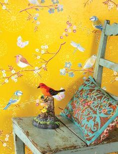 Bird Inspiration | The Bluebird Patch