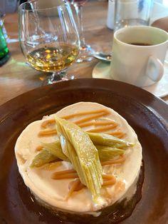 Rhubarb Crumble, Restaurant Recipes, Camembert Cheese, Restaurant Copycat Recipes