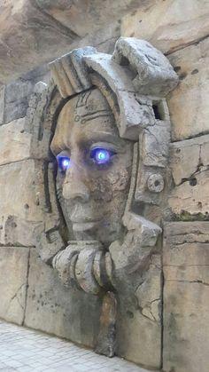 Cement Art, Concrete Art, Concrete Design, Fake Stone, Stone Art, Paludarium, Vivarium, Foam Carving, Hirst Arts