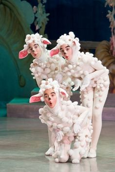 Tradition every year. Nutcracker Ballet Costumes, Theatre Costumes, Dance Costumes, Best Kids Costumes, Disney Costumes, Cool Costumes, Sheep Costumes, Animal Costumes, Ballet Shows