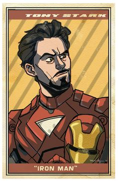 Tony Stark: Iron Man