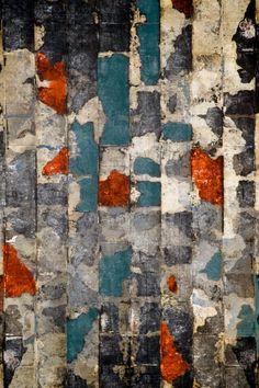 art journal - expression through abstraction — Julie McMillon Edward Hopper, Encaustic Painting, Art Mural, Claude Monet, Art Techniques, Textures Patterns, Altered Art, Collage Art, Fiber Art