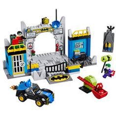 LEGO® Juniors Batman: Defend the Batcave