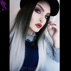 Ice-Goddess-Grey-Ombre-Lace-Front-Wig-Dark-To-Silver-Ombre-Long-Synthetic-Wig-Glueless-Heat.jpg_640x640.jpg (640×640)