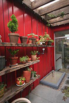 Brook Landscape - Green Roof & Terrace Garden, East Village - East Village 04