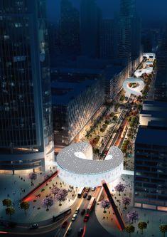 Nowoczesna architektura: Chin Pięć kultowego ulicy latarnie - Moja Nowoczesne Met