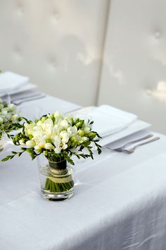 Wedding Flowers, Centerpieces, Arrangements, Decorations || Colin Cowie Weddings
