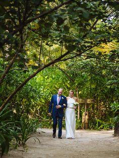 Alana and Sam's Cambodia's islands Wedding <br/>by Julian Abram Wainwright