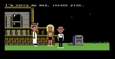 Maniac Mansion (Commodore 64)