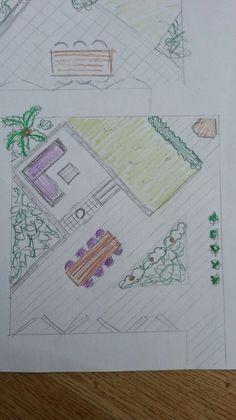 Voorbeeldontwerp tuin 1