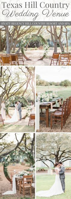 This San Antonio Hill Country wedding venue is everything you hoped for and more! Plan your dream wedding at Hyatt Regency Hill Country Resort and Spa and get scenic Hill Country views for your ceremony and reception, a professional wedding specialist at your fingertips, and customized menus to suit any taste. We'll make your big day unforgettable! Call 210-520-4014 or email hillcountryweddings@hyatt.com to start planning today!