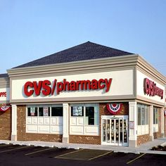 CVS... the best drug store in the world.