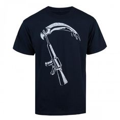 Sons of Anarchy Scythe Gun T-Shirt