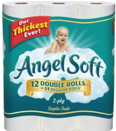 $0.45 off Angel Soft Bath Tissue Coupon on http://hunt4freebies.com/coupons