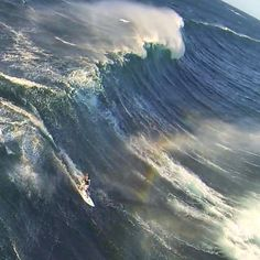 So much fun riding big waves. See you on the water! Aloha. Anke Kirchner / www.mauiunique.com