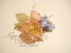 Gallery.ru / Фото #37 - Цветы из шелка - KorolevaOlga