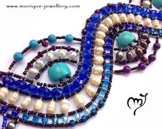 The Turquoise Gem | Monique Jewellery Rhodes