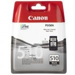 Canon Original PG-510 Black Ink 2970B001.   For use with the following printers:-    Pixma iP2700, Pixma iP2702, Pixma MP230, Pixma MP240, Pixma MP250, Pixma MP252       #printerink  http://my-printer-ink.com/canon-original-pg510-black-2970b001aa